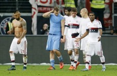 Inquest set to begin after Bayern Munich's domestic winning streak comes to an end