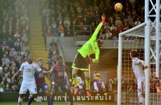 As it happened: Crystal Palace v Manchester United, Premier League
