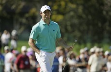 Turkey shoot! Rory McIlroy on the charge in pursuit of €1m win