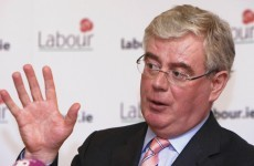 Reprinting the punt and pulling out of government: A look inside Eamon Gilmore's new book