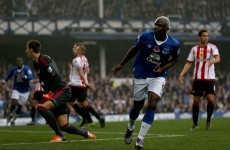 Kone nets hat-trick as Everton run riot in Goodison goalfest