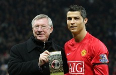 'Ferguson was 99% sure of re-signing Ronaldo and 2 weeks later he retired'
