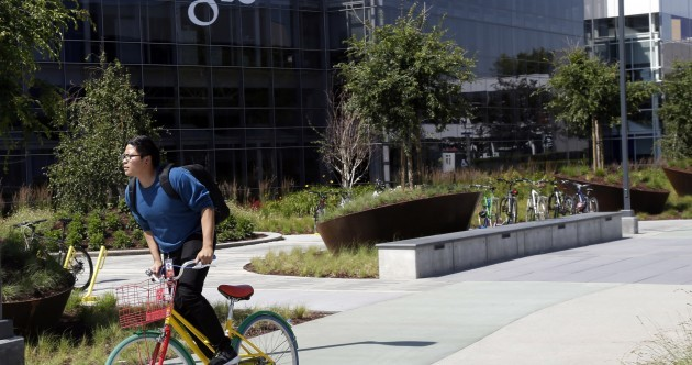 A Google employee lives in a truck in the company's car park and saves 90% of his income