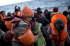 There is no room to bury people shipwrecked off Greece as crossing numbers continue to rise