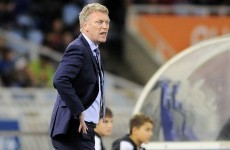 Deja vu for David Moyes as Sociedad star denies he's lost the dressing room