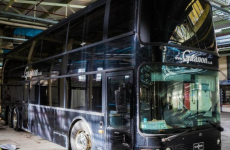 Fancy owning a tour bus? This guy is selling one for €40,000