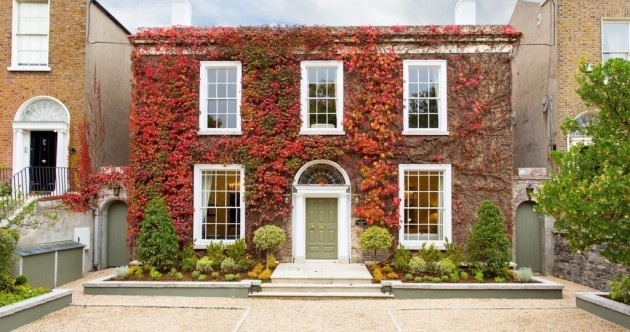 This Georgian house in Ballsbridge is a catch