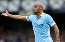 Uefa's Man City boo probe 'a joke' - Kompany
