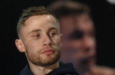 Carl Frampton v Scott Quigg in Manchester is officially happening