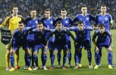Bosnia's big names included for Euro 2016 play-off with Ireland