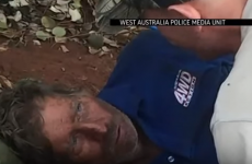 Man survived six days without food or water in Australian outback by copying Bear Grylls