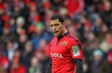 Doug Howlett: '2 of my best 5 rugby memories are in the red of Munster'