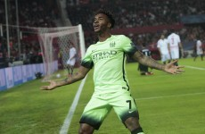 Three first-half goals in Spain send Man City into the knockout stages
