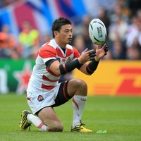 Super Rugby's Reds snap up Japan star Goromaru