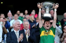 Hurling's lesser lights honoured in Meagher, Rackard and Ring teams of the year