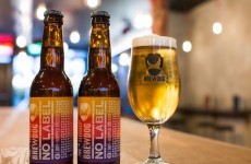 The 'world's first transgender beer' has been specially made with hops that change sex