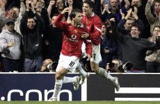 'Van Nistelrooy kicked him & never played for the club again': Ronaldo's early struggles revealed