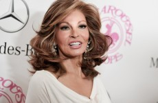 Raquel Welch is such a ride because she puts cow udder cream on her face… It's The Dredge