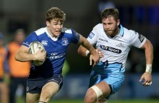 Just the 15 changes for Leinster mean starts for Ringrose and Kelleher with returning internationals