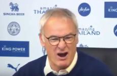 Claudio Ranieri jokes that he wants to 'kill' the Watford boss in great response