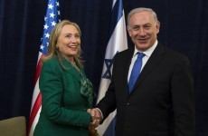 Hillary Clinton is getting really friendly with Israel and wants to strengthen its 'military edge'