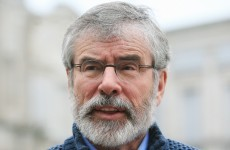 Gerry Adams: Our opponents fear us
