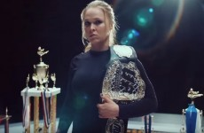 'The Michael Jordan of her sport' – UFC ramp up Rousey hype ahead of biggest ever event