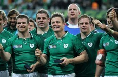 Match report: Ireland show the world they're here to play