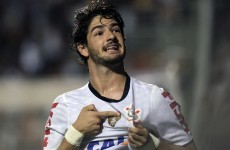 Corinthians 'praying' they can offload Liverpool target Alexandre Pato in January
