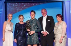 Gemma O'Connor is named Camogie Players' Player of the Year