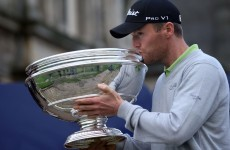 Hoey holds his nerve to claim Alfred Dunhill crown