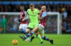 Remi Garde off to encouraging start as Aston Villa hold leaders Man City