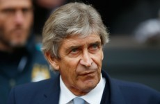 Manuel Pellegrini has leapt to the defence of Jose Mourinho