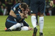 This glorious Sergio Ramos bicycle kick couldn't stop Real losing tonight