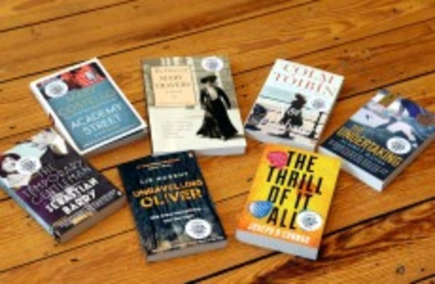 These 7 Irish novels have been nominated for the world's most valuable literary prize
