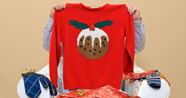 Aunt Mary has bought you another horrible Christmas jumper. So, can you return it?