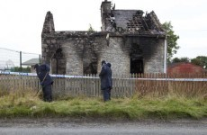 Man charged after man found stabbed and burned in Offaly house fire