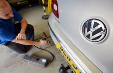 Irish people aren't going to let the emissions scandal stop them buying Volkswagens
