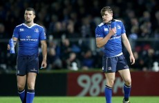 Hamstring makes Rob Kearney a 'major doubt' for Leinster's clash with Wasps