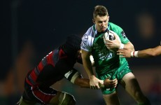 Connacht flier Healy grounded with hip trouble