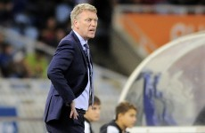 As expected, David Moyes has been sacked by Real Sociedad