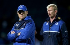 'It's not just white noise with Isa': Leinster adjusting to quietly effective new leaders
