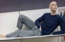 Dunnes Stores mannequins are officially out of control