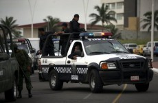 Seven bodies dumped at Mexico resort town bus stop