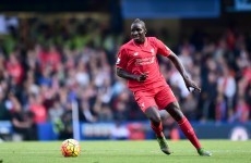 Another injury blow for Klopp and Liverpool as Sakho ruled out of busy Christmas period