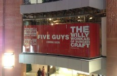 Five Guys Burgers to open in Ireland (but just in Belfast so far)