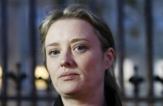 Mairia Cahill is refusing to talk about her past dissident links