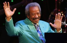 Lady Marmalade writer and influential New Orleans musician Allen Toussaint has died