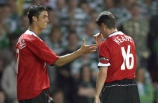 'I made Cristiano Ronaldo,' jokes Roy Keane