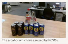 This story about police seizing cans from 'youths' is delighting the internet